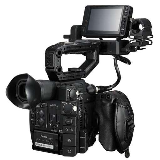Canon EOS C200 - Caméra
