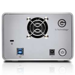 DISQUE DUR 8 TO G-TECH G-RAID REMOVABLE USB3