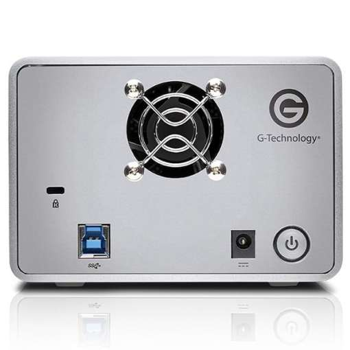 G-Technology 8 To G-Raid Removable USB 3.0 - Disque Dur Raid