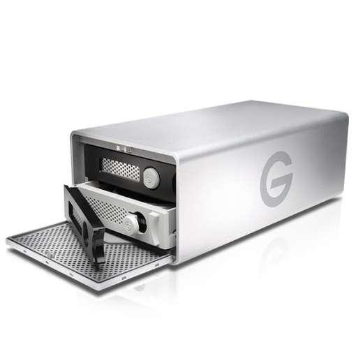 G-Technology 16 To G-Raid Removable Thunderbolt 2 & USB 3.0 - Disque Dur Raid
