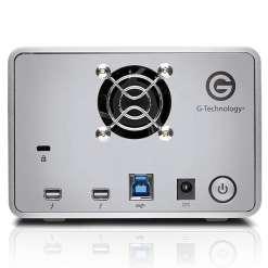 DISQUE DUR 20TO G-RAID WITH THUNDERBOLT / USB 3