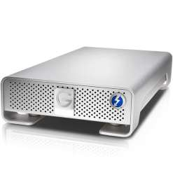 DISQUE DUR 10 TO G-DRIVE THUNDEROLT & USB3