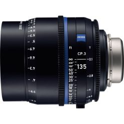 OPTIQUE ZEISS CP3 135mm T2.1 MONT EF IMPERIAL