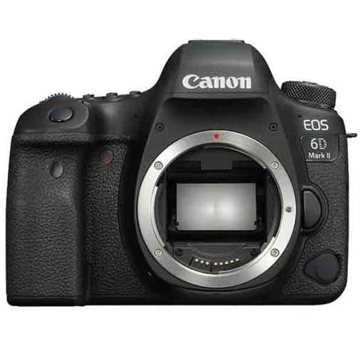 Canon EOS 6D Mark II - Appareil Photo Nu