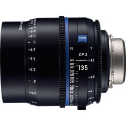 OPTIQUE ZEISS CP3 135mm T2.1 MONTURE F IMPERIAL