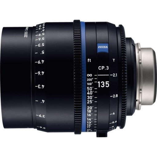 OPTIQUE ZEISS CP3 135mm T2.1 MONTURE MFT IMPERIAL