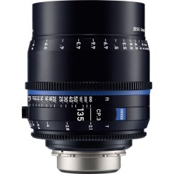 OPTIQUE ZEISS CP3 135mm T2.1 MONTURE MFT IMPERIAL