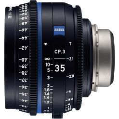 OPTIQUE ZEISS CP3 35mm T2.1 MONT F IMPERIAL