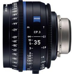 OPTIQUE ZEISS CP3 35mm T2.1 MONT MFT METRIQUE