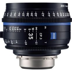OPTIQUE ZEISS CP3 35mm T2.1 MONT E IMPERIAL