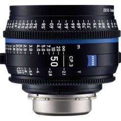OPTIQUE ZEISS CP3 50mm T2.1 MONT E IMPERIAL