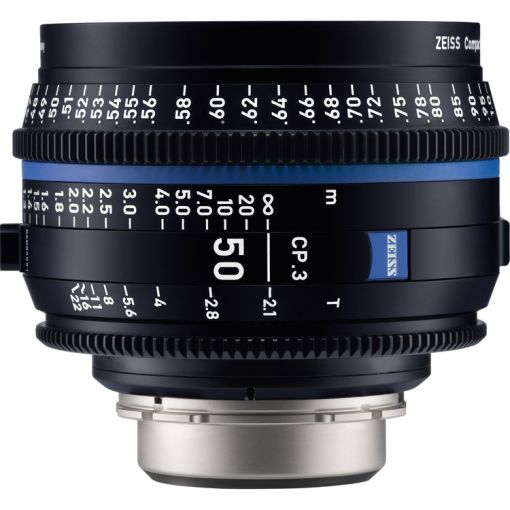 OPTIQUE ZEISS CP3 50mm T2.1 MONT F IMPERIAL