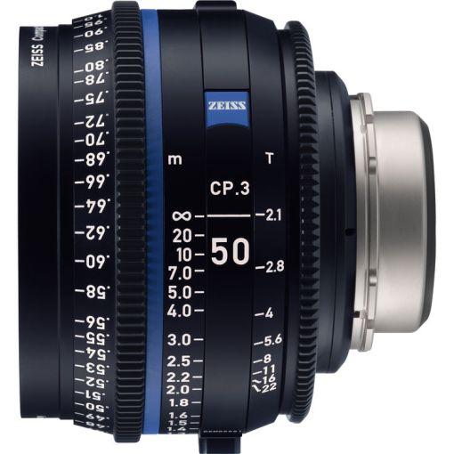 OPTIQUE ZEISS CP3 50mm T2.1 MONT EF IMPERIAL