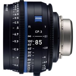 OPTIQUE ZEISS CP3 85mm T2.1 MONT EF METRIQUE
