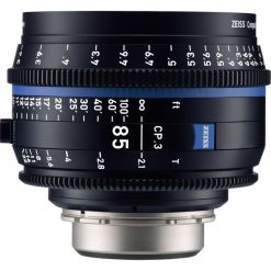 OPTIQUE ZEISS CP3 85mm T2.1 MONT F IMPERIAL