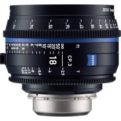 OPTIQUE ZEISS CP3 18mm T2.9 MONT MFT IMPERIAL