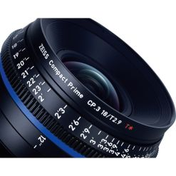 OPTIQUE ZEISS CP3 18mm T2.9 MONT PL IMPERIAL