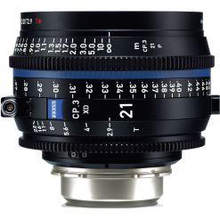 ZEISS CP.3 21mm T2.9 Monture PL Impérial XD - Objectif Prime