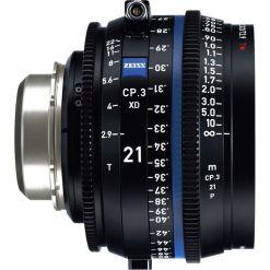 OPTIQUE ZEISS CP3 21mm T2.9 MONT PL IMPERIAL XD eXtended Da