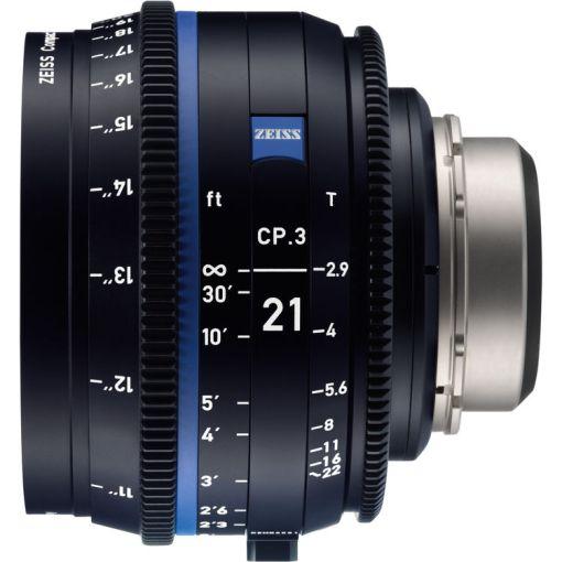 OPTIQUE ZEISS CP3 21mm T2.9 MONT EF IMPERIAL
