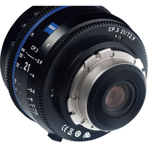 ZEISS CP.3 21mm T2.9 Monture F Impérial - Objectif Prime