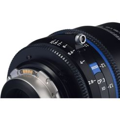 OPTIQUE ZEISS CP3 28mm T2.1 MONT PL IMPERIAL XD eXtended Da