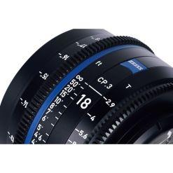 OPTIQUE ZEISS CP3 28mm T2.1 MONT EF METRIQUE