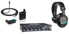 MIXETTE AUDIO SOUND DEVICES  664 KIT COMPLET