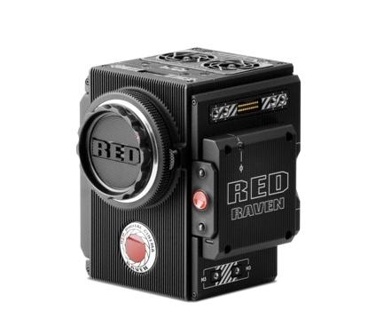 Commandes de caméras RED Raven