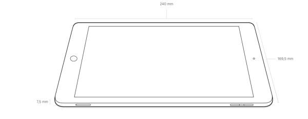 apple iPad 32 giga wifi
