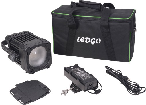 PROJECTEUR FRESNEL MONO-COULEUR 30W LEDGO LG-D300