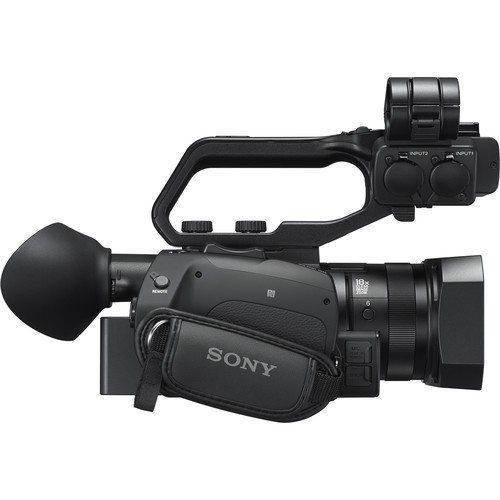 CAMESCOPE DE POING XAVC SONY HXR-NX80