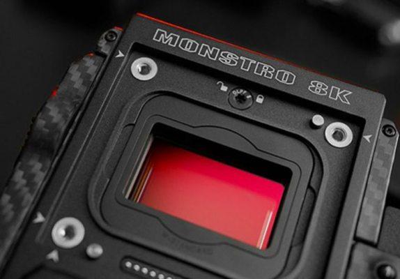 RED dévoile son capteur MONSTRO 8K VV