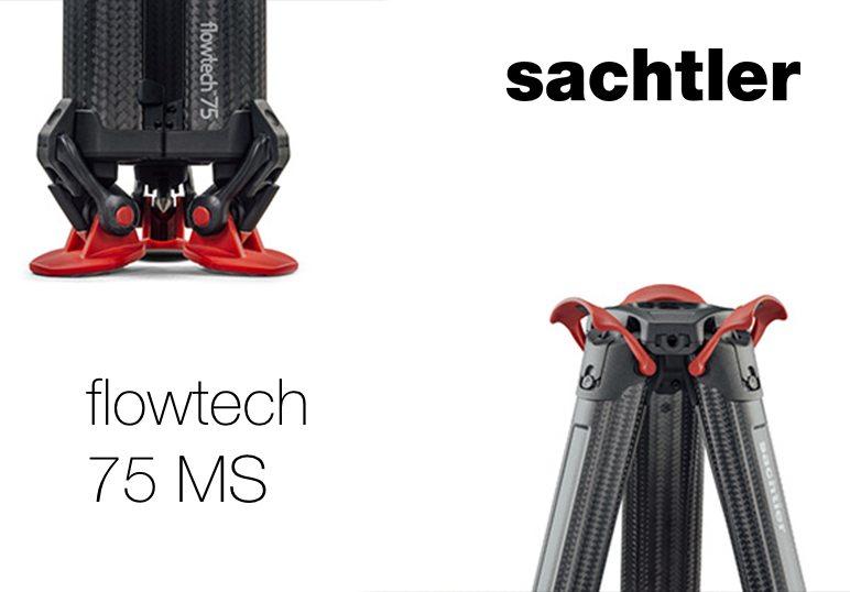 Le trépied Flowtech 75, l'un des plus rapides au monde