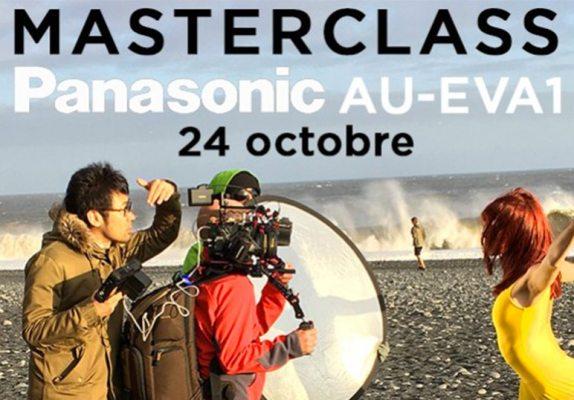 Masterclass Panasonic EVA1