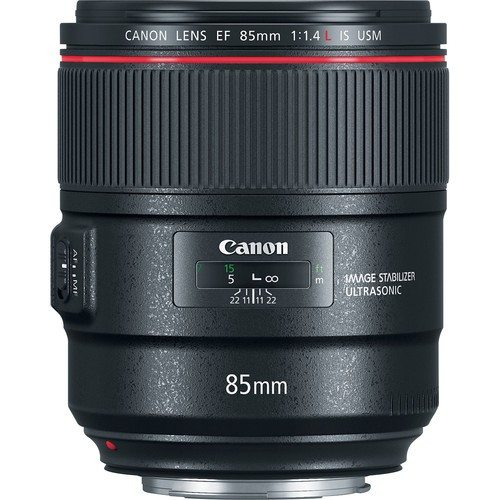 Canon EF 85mm F/1.4L IS USM - Objectif Cinéma