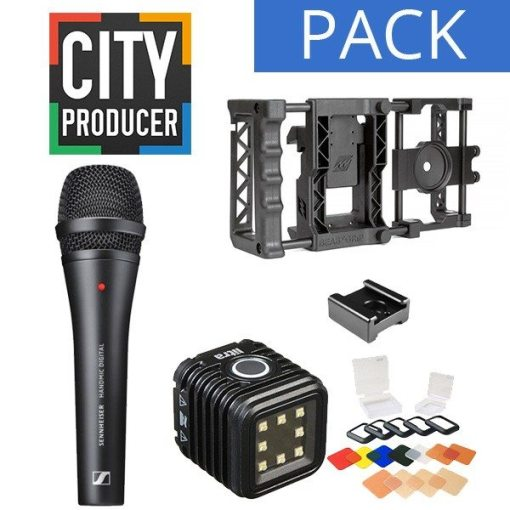 Pack City Producer pour iPhone