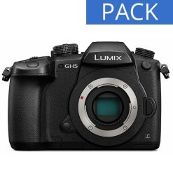 PACK APPAREIL PHOTO PANASONIC LUMIX DMC-GH5K