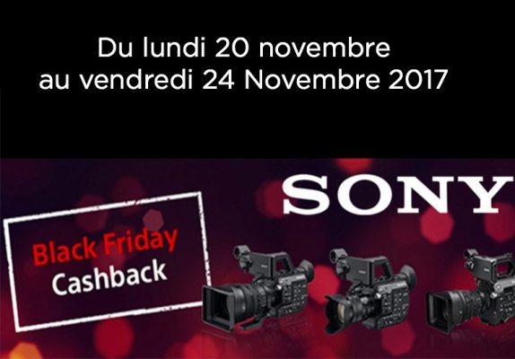 Black Friday Cashback Sony
