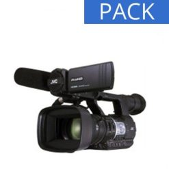 PACK CAMESCOPE  JVC GY-HM660
