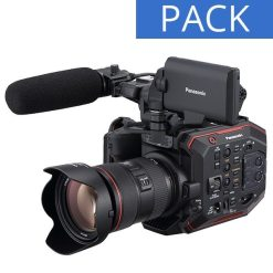 PACK PANASONIC AU-EVA1