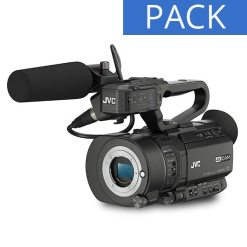 PACK CAMESCOPE JVC GY-LS300