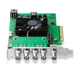CARTE D'ACQUISITION BLACKMAGIC DECKLINK 8K PRO