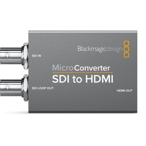 Blackmagic Design Micro Converter SDI to HDMI avec alimentation - Convertisseur