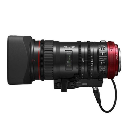 OPTIQUE CINE LENS EF T4.4 L IS CN E 70-200 CANON