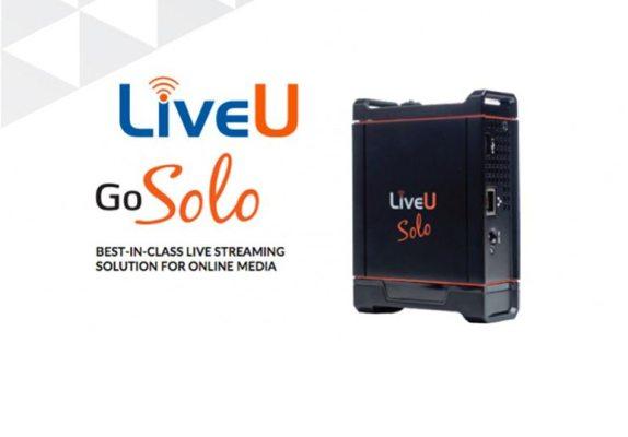 L'encodeur LiveU SOLO HDMI, la solution streaming pour les professionnels