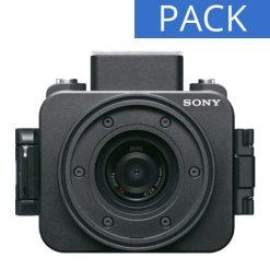 Pack camera Sony RXO pour plongée