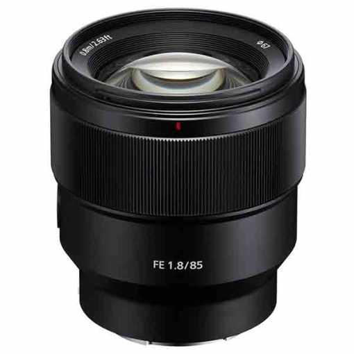 Sony FE 85mm F1.8 - Objectif Cinéma