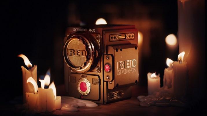 Caméra RED Epic-W Gemini 5k