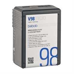 Bebob V98 MINI V-Mount - Batterie